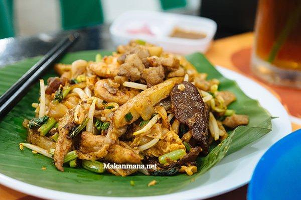 Kwetiaw goreng beras 88 1