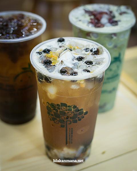 preso tea passion fruit