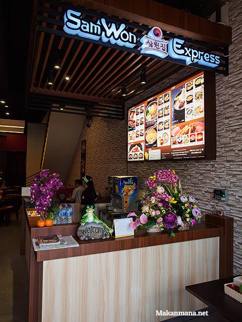 samwon express medan