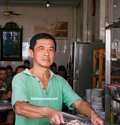 Bihun bebek Asie Kumango, the best duck noodle in town. 1