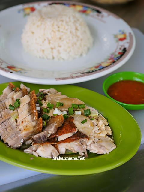 nasi ayam penang