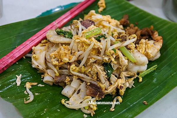 Kwetiaw Beras Yiu Huat, The Best Kwetiaw in Medan (alias Kwetiau Ong) 1