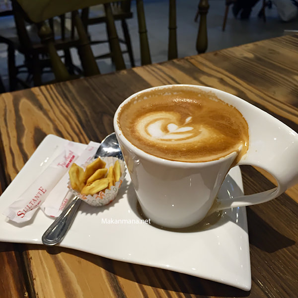 Cappuccino Sultante