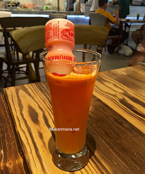 Carrot Yakult Sultante