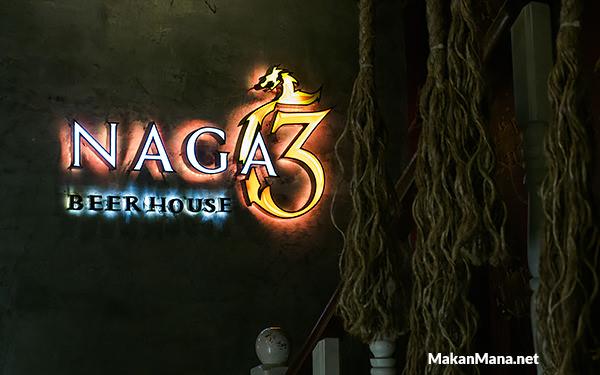 naga 3 beer house centre point