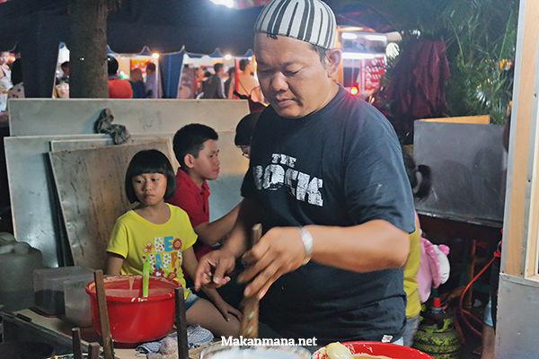 Kulineran di Asia Mega Mas 2