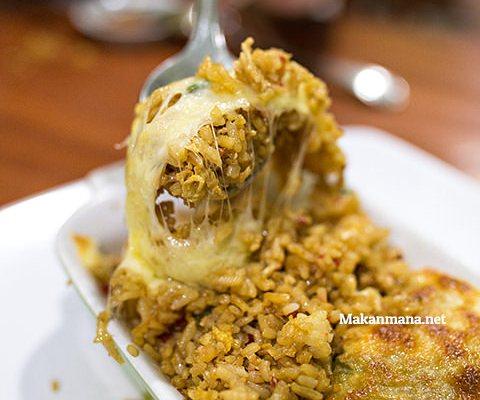 Vegetarian: Yi Po (Emy) Vegetarian, Jalan Perak 1