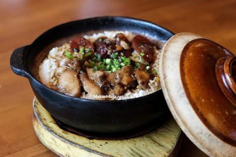 datin ong claypot rice