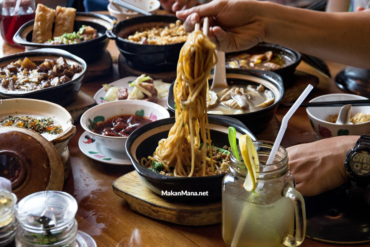 Bisua Noodle