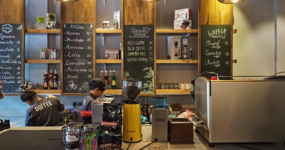 Doffee—Dough & Coffee, Multatuli 1