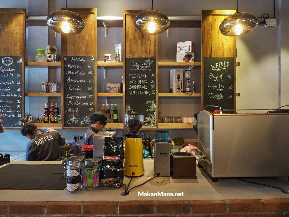 doffee bar