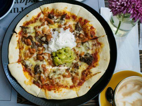 Beef Fajita Pizza (90)