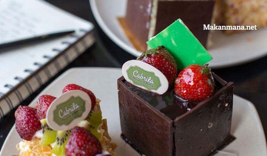 Cabrita Patisserie & Bakery, 'Sweet Escape' di Medan Johor 1