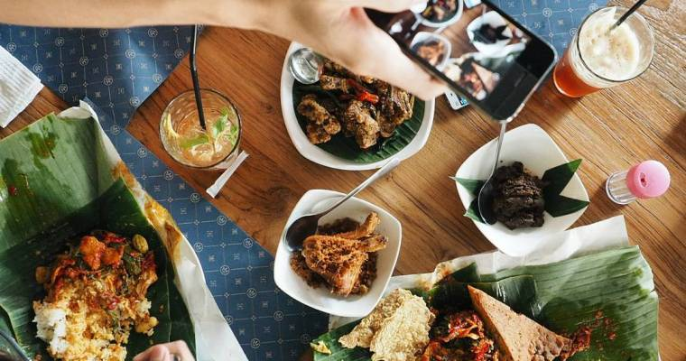 Rasa Bunda, hidangan tradisional Minang yang dibalut dalam suasana modern dan berkelas 1