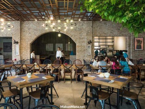 restoran minang modern di medan