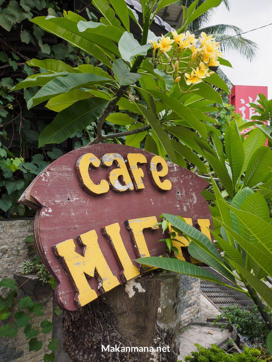 cafe michi japanese