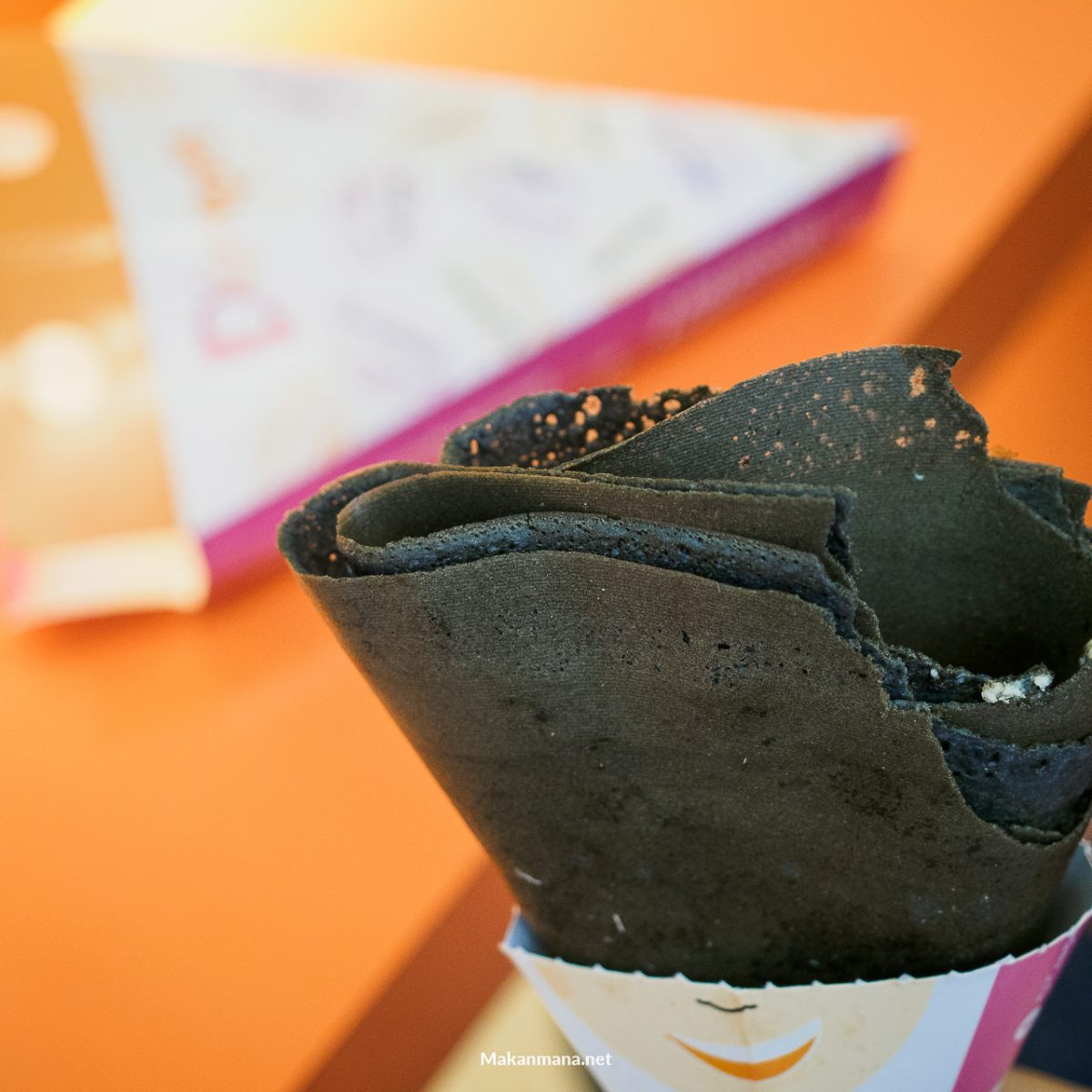 dcrepes charcoal black cookies
