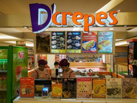 outlet dcrepes