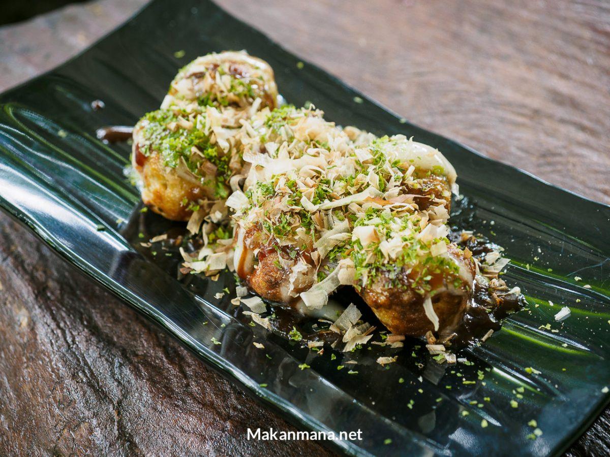Takoyaki 6pcs (18rb)