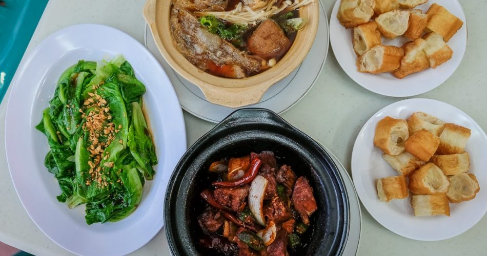 Wan Xiang Bak Kut Teh, the new spot on the block. 1