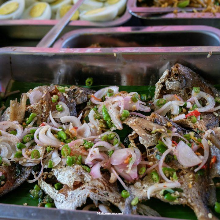 Ikan Sambal Matah