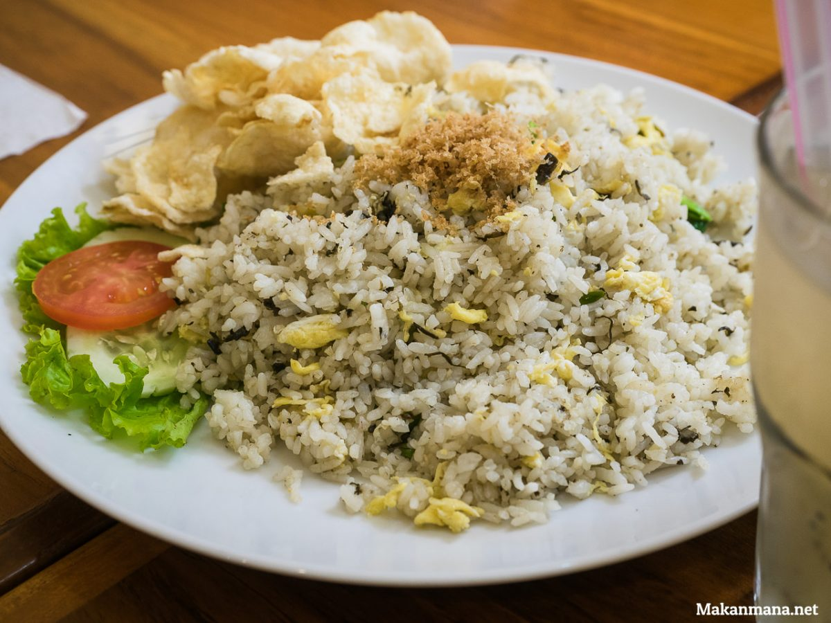 Nasi Goreng Naturi, all time favorite!