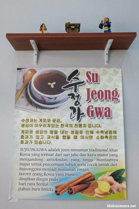 Kimbab Nara Su Jeong Gwa