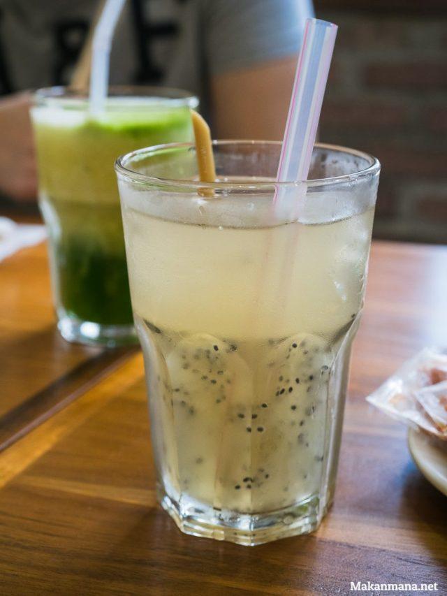 Lemongrass Juice