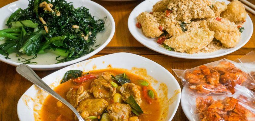 Medan Vegetarian Guide 1