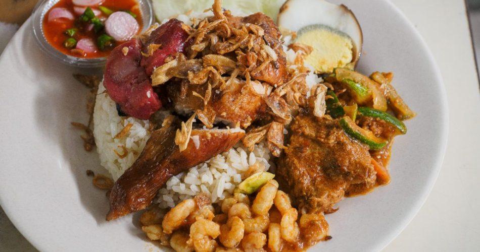 Nasi Ayam SP3, Jalan Selat Panjang 1