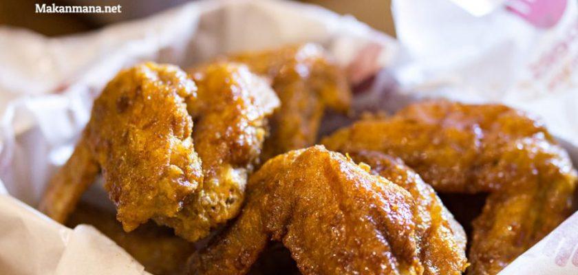 4 Fingers - The best Korean fried chicken in town 1