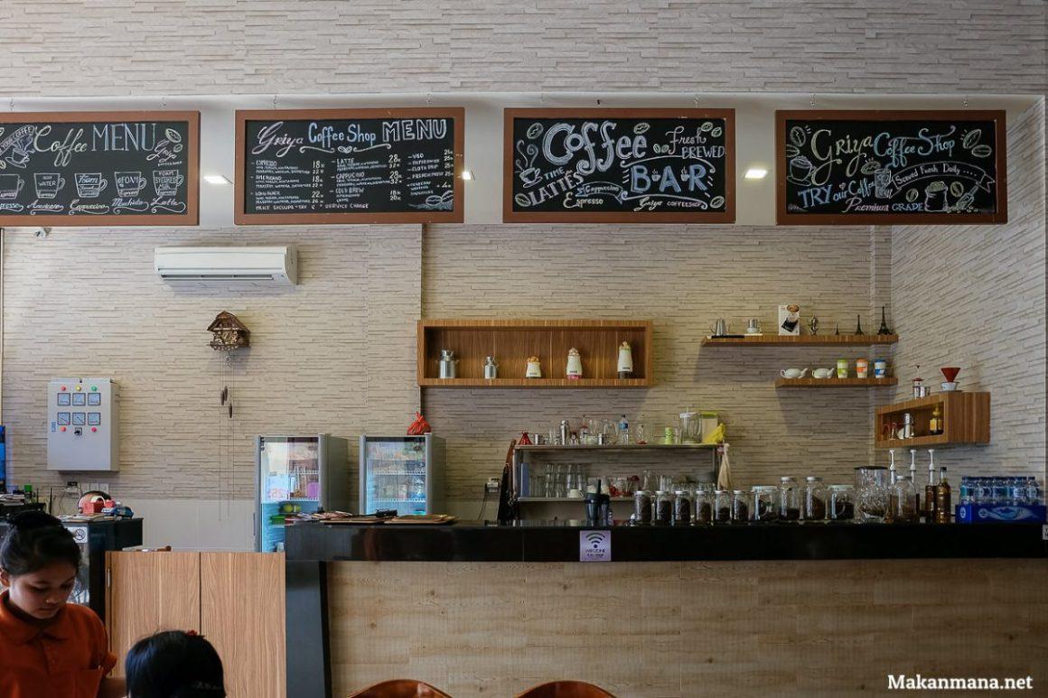Griya Coffee Shop