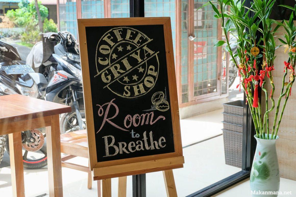 Griya Coffeeshop Medan