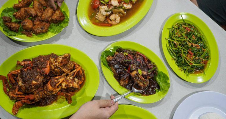 Tulek Seafood - Cemara Asri 1