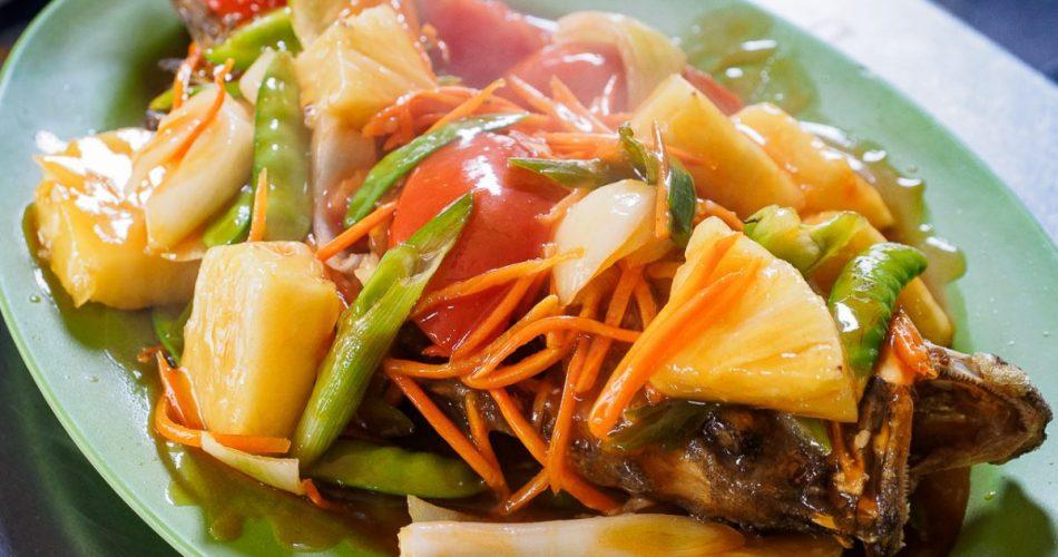 Chinese Food Wen Chang, Golden Jalan Glugur 1