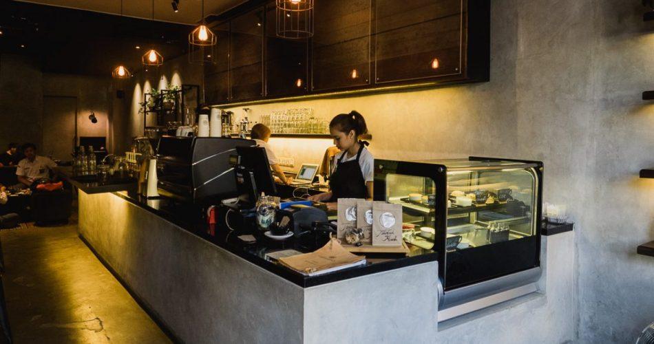 Coffeenatics, the reminiscence of Melbourne Coffee Shop 1