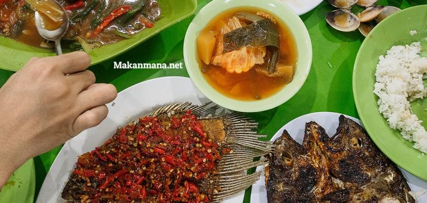 Affordable and Tasty Food di Dazam Raya Seafood 1