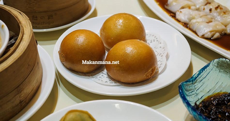 Trying new dimsum menu from Hongkong Chef at Grand Duck King 1