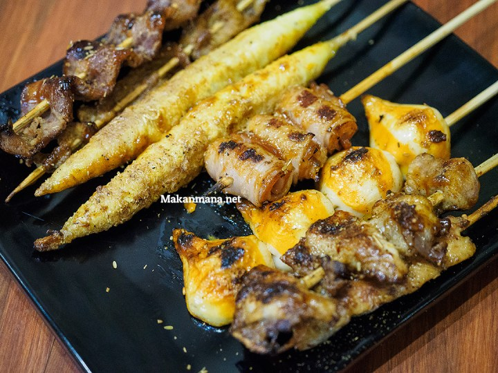 SHAO KAO - The popular Chinese skewers street food in China 12