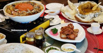 Cheng Beng - The Family Reunion at Hee Lai Ton Restaurant 9