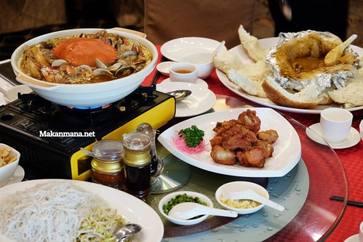 Cheng Beng - The Family Reunion at Hee Lai Ton Restaurant 1