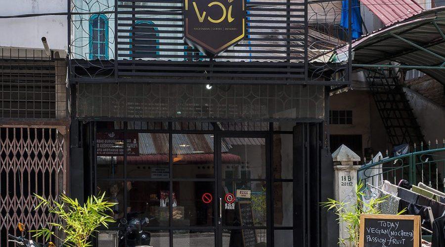 Voi - Vegan dessert house 1