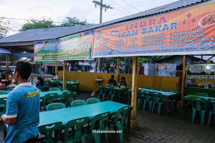 Indra Ikan Bakar Medan 1