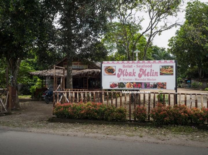 Warung Seafood Mbak Melin, Marendal. Juara Entoknya! 3
