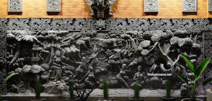 Gak usah sampe ke Bali untuk rasain sedapnya Babi Guling Bu Wayan 1