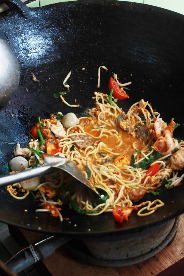 I named it 'Toko 64': Chinese Food Satu Hati 4