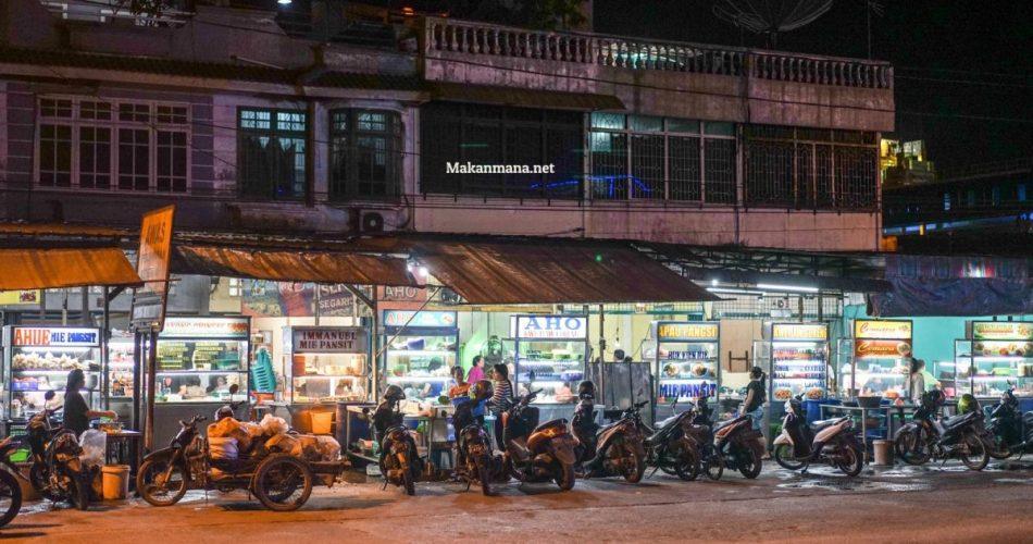 Sederetan 6 Ruko Jualannya Mie Pangsit Semua?! Ini dia 6 Mie Pangsit di Mandala Medan! 1