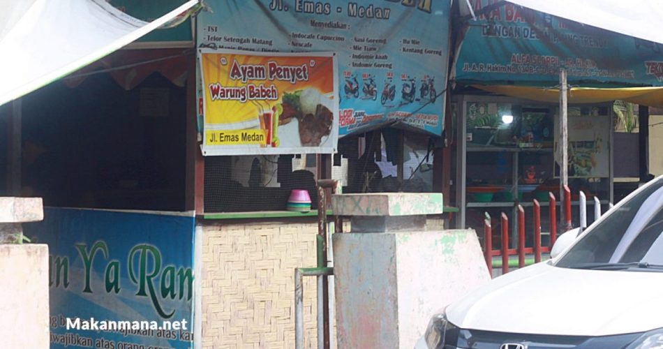 Warung Babeh—Hidden Gem di Sekitar JalanEmas 1