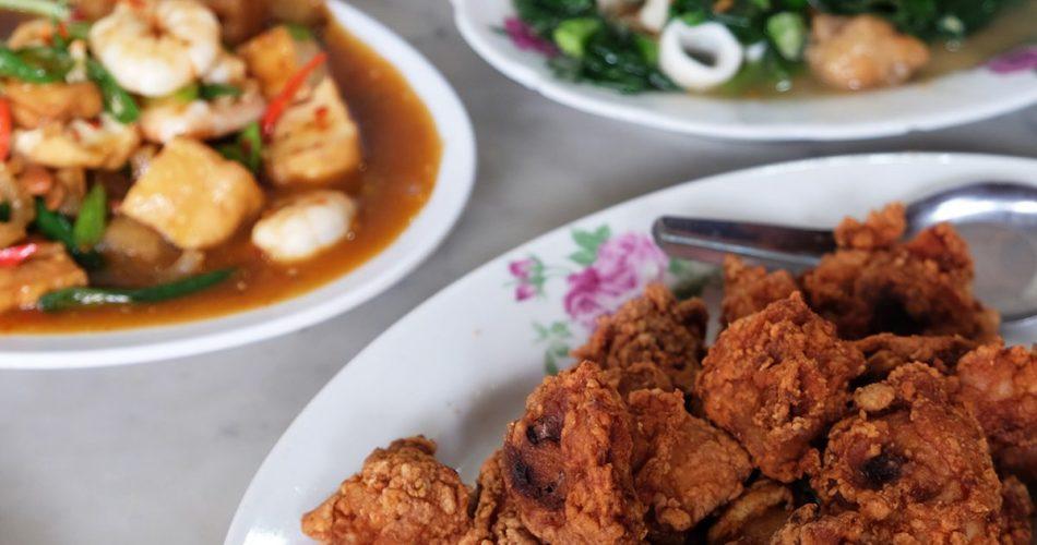 Gal Gadot of Chinese Food Jalan Asia 1