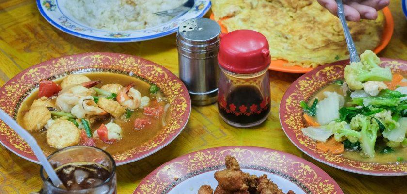 Kembali Ke Homey-Cuisine: Awie Seafood Kampung Anggrung 1